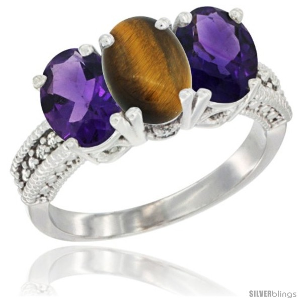 https://www.silverblings.com/102-thickbox_default/14k-white-gold-natural-tiger-eye-amethyst-ring-3-stone-7x5-mm-oval-diamond-accent.jpg