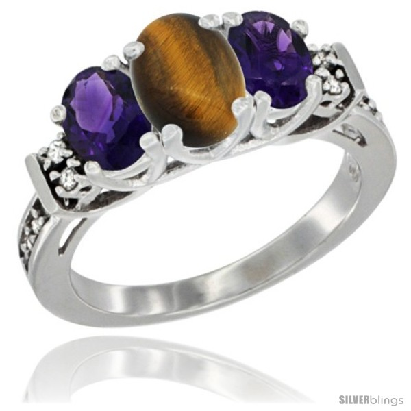 https://www.silverblings.com/104-thickbox_default/14k-white-gold-natural-tiger-eye-amethyst-ring-3-stone-oval-diamond-accent.jpg