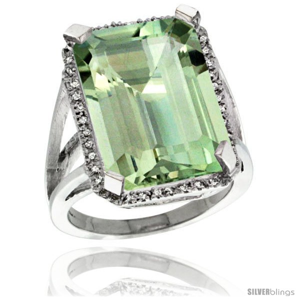 https://www.silverblings.com/1040-thickbox_default/sterling-silver-diamond-green-amethyst-ring-14-96-ct-emerald-shape-18x13-mm-stone-13-16-in-wide.jpg