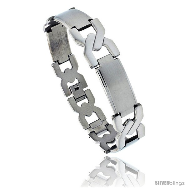https://www.silverblings.com/1050-thickbox_default/stainless-steel-mens-crisscross-bar-link-bracelet-5-8-in-wide-8-75-in.jpg