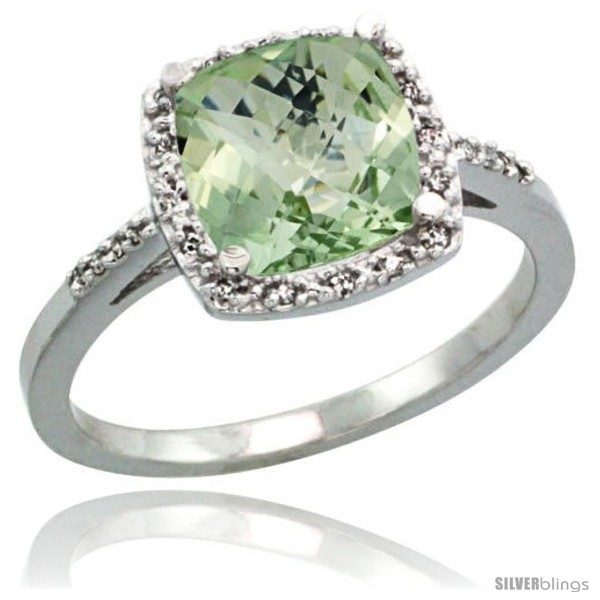 https://www.silverblings.com/1058-thickbox_default/sterling-silver-diamond-natural-green-amethyst-ring-ring-2-08-ct-cushion-cut-8-mm-stone-1-2-in-wide.jpg