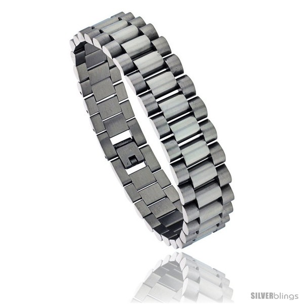 https://www.silverblings.com/1084-thickbox_default/stainless-steel-mens-rolex-style-bracelet-5-8-in-wide-8-5-in.jpg