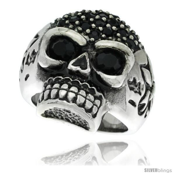https://www.silverblings.com/10862-thickbox_default/surgical-steel-biker-skull-ring-black-cz-eyes-fleur-de-lis-on-each-side.jpg
