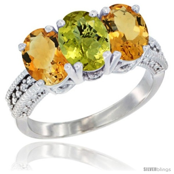 https://www.silverblings.com/1097-thickbox_default/14k-white-gold-natural-lemon-quartz-citrine-sides-ring-3-stone-7x5-mm-oval-diamond-accent.jpg