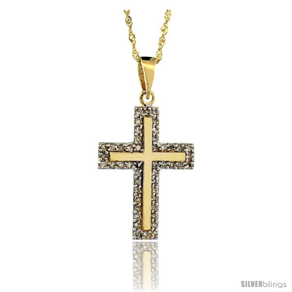 https://www.silverblings.com/11018-thickbox_default/14k-gold-18-in-chain-7-8-in-23mm-tall-diamond-latin-cross-pendant-w-0-28-carat-brilliant-cut-diamonds.jpg