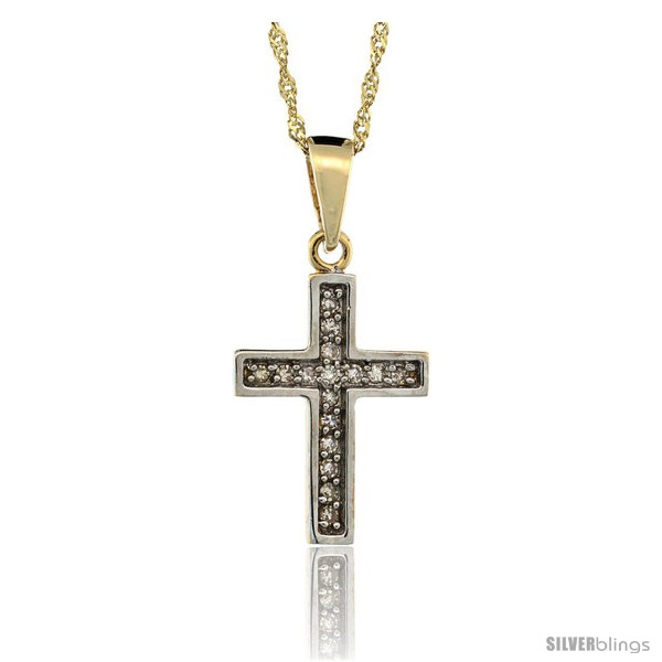 https://www.silverblings.com/11020-thickbox_default/14k-gold-18-in-chain-11-16-in-18mm-tall-small-diamond-latin-cross-pendant-w-0-10-carat-brilliant-cut-diamonds.jpg