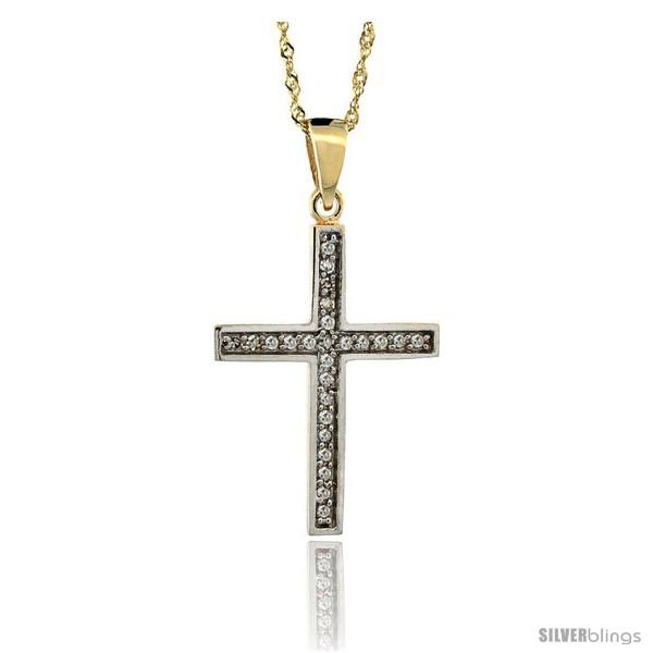 https://www.silverblings.com/11026-thickbox_default/14k-gold-18-in-chain-15-16-in-24mm-tall-diamond-latin-cross-pendant-w-0-15-carat-brilliant-cut-diamonds.jpg