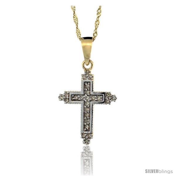 https://www.silverblings.com/11030-thickbox_default/14k-gold-18-in-chain-3-4-in-19mm-tall-tiny-diamond-fleury-cross-pendant-w-0-15-carat-brilliant-cut-diamonds.jpg