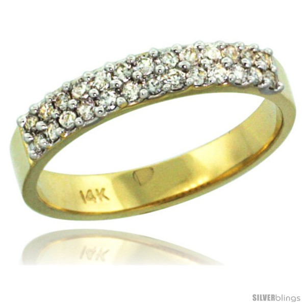 https://www.silverblings.com/11042-thickbox_default/14k-gold-2-row-diamond-ring-band-w-0-31-carat-brilliant-cut-h-i-color-si1-clarity-diamonds-1-8-in-3-5mm-wide.jpg