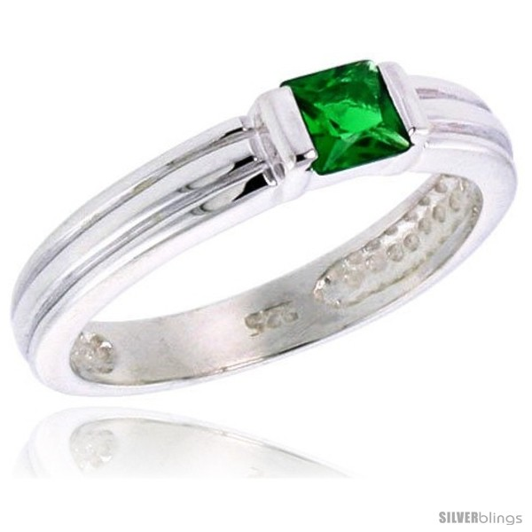 https://www.silverblings.com/1119-thickbox_default/sterling-silver-cubic-zirconia-solitaire-ring-emerald-color-princess-cut-flawless-finish.jpg