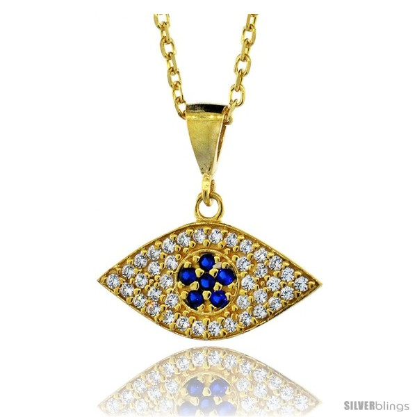 https://www.silverblings.com/12190-thickbox_default/sterling-silver-gold-plated-17-in-cable-link-chain-necklace-3-4-in-20-mm-jeweled-evil-eye-pendant.jpg