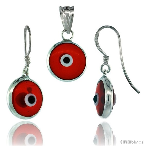https://www.silverblings.com/12200-thickbox_default/sterling-silver-translucent-red-color-evil-eye-pendant-earrings-set.jpg