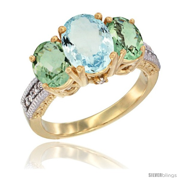 https://www.silverblings.com/1229-thickbox_default/10k-yellow-gold-ladies-3-stone-oval-natural-aquamarine-ring-green-amethyst-sides-diamond-accent.jpg