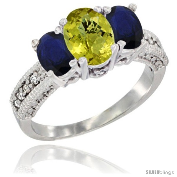 https://www.silverblings.com/12305-thickbox_default/10k-white-gold-ladies-oval-natural-lemon-quartz-3-stone-ring-blue-sapphire-sides-diamond-accent.jpg