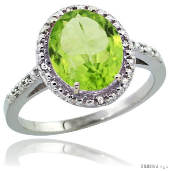 https://www.silverblings.com/12415-thickbox_default/14k-white-gold-diamond-peridot-ring-2-4-ct-oval-stone-10x8-mm-1-2-in-wide-style-cw411111.jpg
