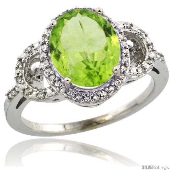 https://www.silverblings.com/12830-thickbox_default/14k-white-gold-diamond-halo-peridot-ring-2-4-ct-oval-stone-10x8-mm-1-2-in-wide.jpg