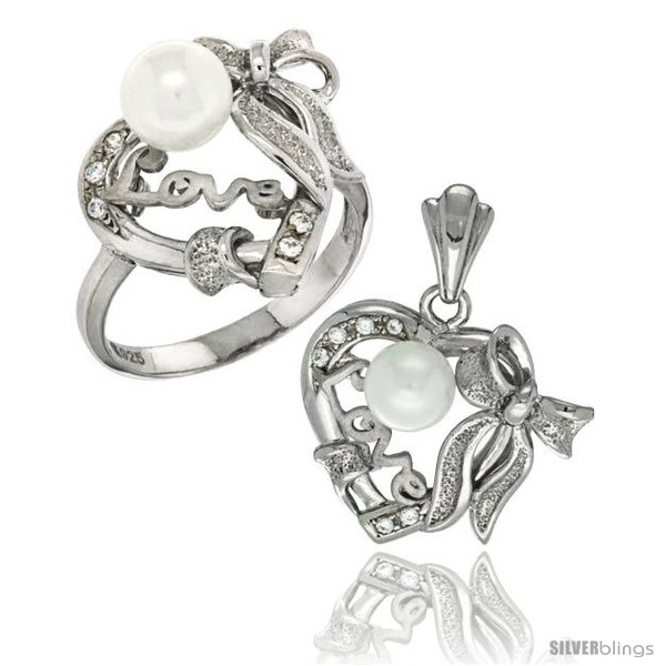 https://www.silverblings.com/13051-thickbox_default/sterling-silver-heart-love-bow-w-faux-pearl-ring-pendant-set-cz-stones-rhodium-finished.jpg