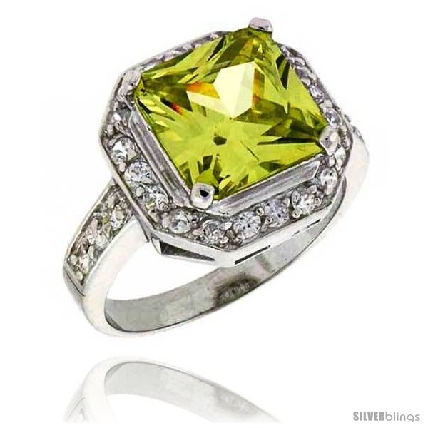 https://www.silverblings.com/13064-thickbox_default/sterling-silver-rhodium-plated-ladies-ring-w-a-large-10-mm-center-princess-cut-peridot-colored-cubic-zirconia-stone.jpg