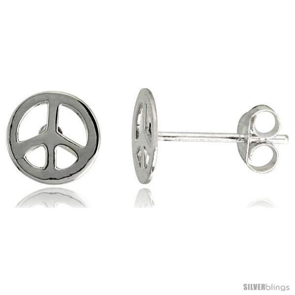 https://www.silverblings.com/13076-thickbox_default/sterling-silver-peace-sign-earrings-5-16-in-5-16-in8-mm.jpg
