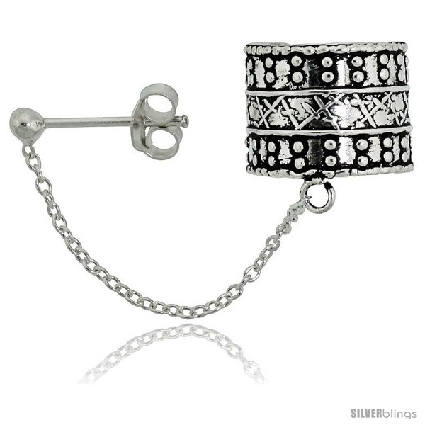 https://www.silverblings.com/13222-thickbox_default/sterling-silver-ear-cuff-earring-one-piece-ball-stud-and-chain-1-2-in-style-es193.jpg