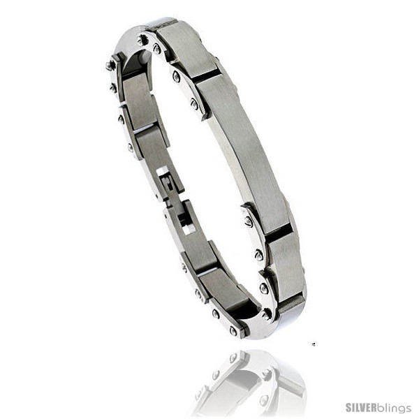 https://www.silverblings.com/1348-thickbox_default/stainless-steel-solid-heavy-link-id-bracelet-3-8-in-wide-8-1-2-in-long.jpg