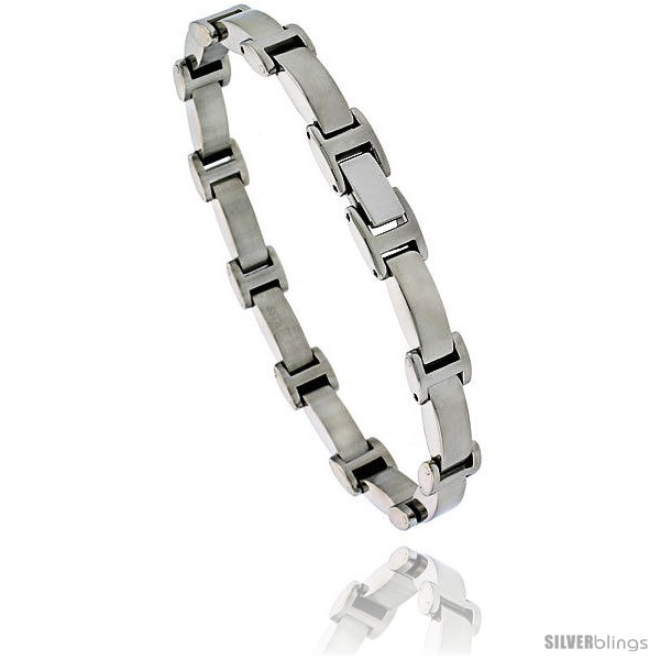 https://www.silverblings.com/1350-thickbox_default/stainless-steel-solid-link-bracelet-5-16-in-wide-8-in-long.jpg