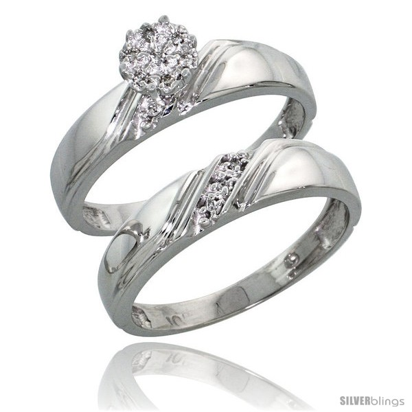 https://www.silverblings.com/13516-thickbox_default/10k-white-gold-diamond-engagement-rings-set-2-piece-0-07-cttw-brilliant-cut-3-16-in-wide.jpg