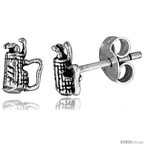 https://www.silverblings.com/13722-thickbox_default/tiny-sterling-silver-golf-bag-stud-earrings-5-16-in.jpg