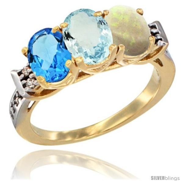https://www.silverblings.com/13949-thickbox_default/10k-yellow-gold-natural-swiss-blue-topaz-aquamarine-opal-ring-3-stone-oval-7x5-mm-diamond-accent.jpg