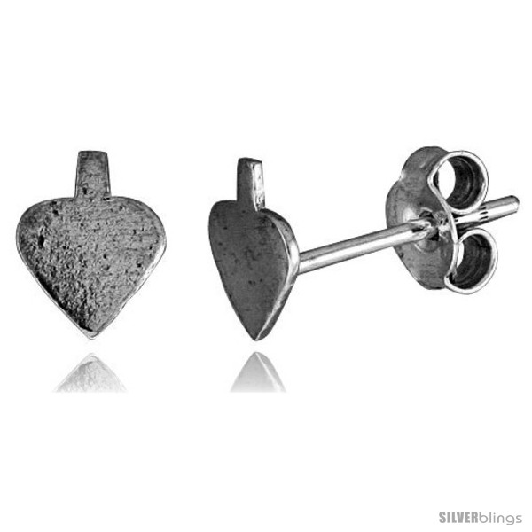 https://www.silverblings.com/14083-thickbox_default/tiny-sterling-silver-spade-stud-earrings-5-16-in.jpg