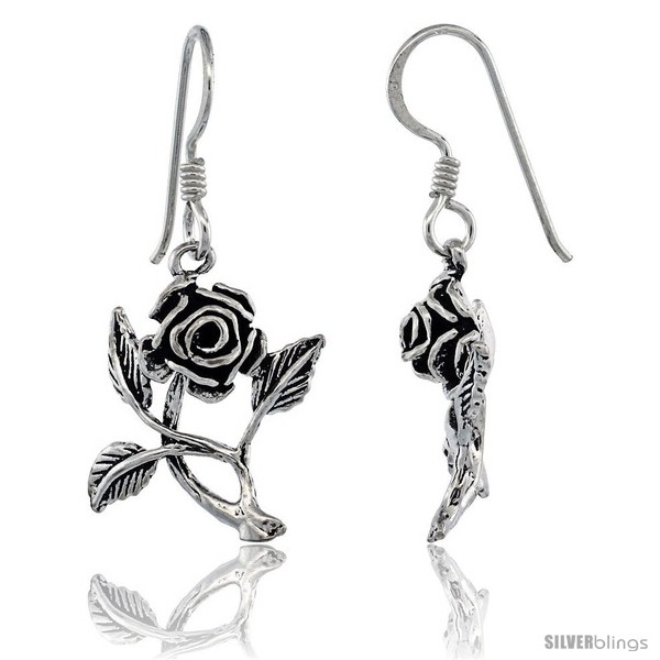 https://www.silverblings.com/14123-thickbox_default/sterling-silver-rose-flower-dangle-hook-earrings-1-1-4-in31-mm-tall.jpg