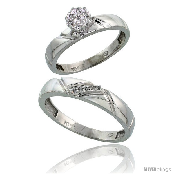 https://www.silverblings.com/14219-thickbox_default/10k-white-gold-diamond-engagement-rings-2-piece-set-for-men-and-women-0-08-cttw-brilliant-cut-4mm-4-5mm-wide.jpg