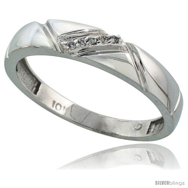 https://www.silverblings.com/14233-thickbox_default/10k-white-gold-mens-diamond-wedding-band-ring-0-03-cttw-brilliant-cut-3-16-in-wide-style-10w012mb.jpg