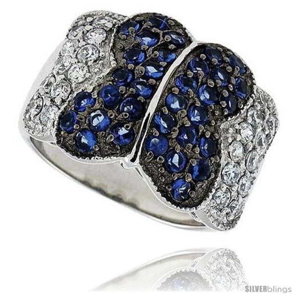 https://www.silverblings.com/14298-thickbox_default/sterling-silver-rhodium-plated-butterfly-band-w-2mm-high-quality-sapphire-white-czs-5-8-16-mm-wide.jpg