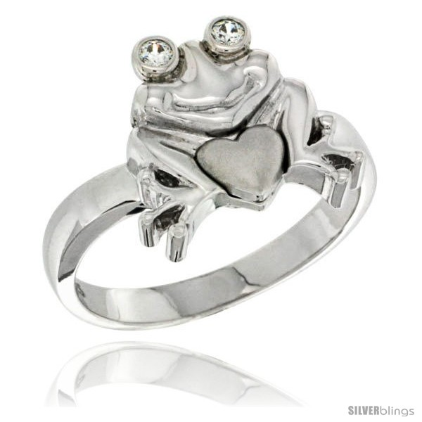 https://www.silverblings.com/14323-thickbox_default/sterling-silver-frog-heart-ring-cz-stones-rhodium-finished-9-16-in-wide.jpg