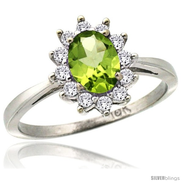 https://www.silverblings.com/14355-thickbox_default/14k-white-gold-diamond-halo-peridot-ring-0-85-ct-oval-stone-7x5-mm-1-2-in-wide.jpg