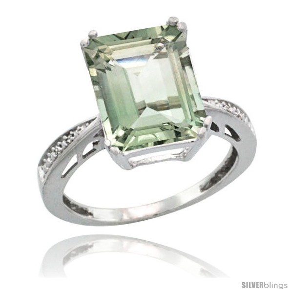 https://www.silverblings.com/1440-thickbox_default/sterling-silver-diamond-green-amethyst-ring-5-83-ct-emerald-shape-12x10-stone-1-2-in-wide-style-cwg02149.jpg