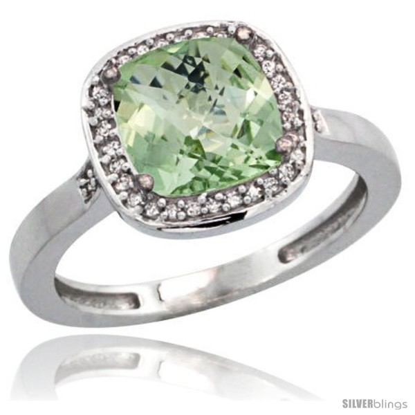 https://www.silverblings.com/1448-thickbox_default/sterling-silver-diamond-natural-green-amethyst-ring-ring-2-08-ct-checkerboard-cushion-8mm-stone-1-2-08-in-wide.jpg