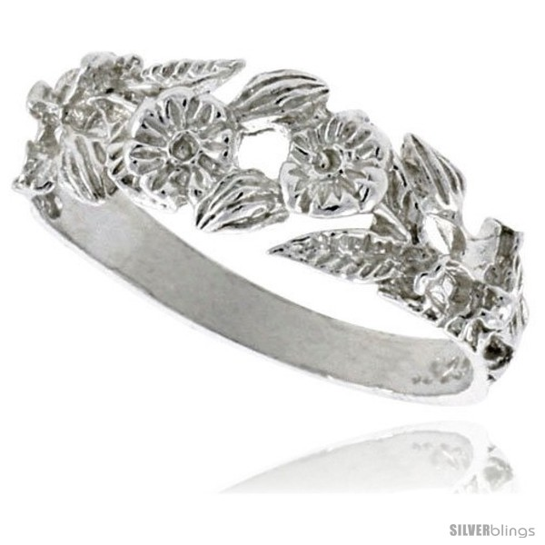 https://www.silverblings.com/14570-thickbox_default/sterling-silver-floral-ring-polished-finish-1-4-in-wide.jpg