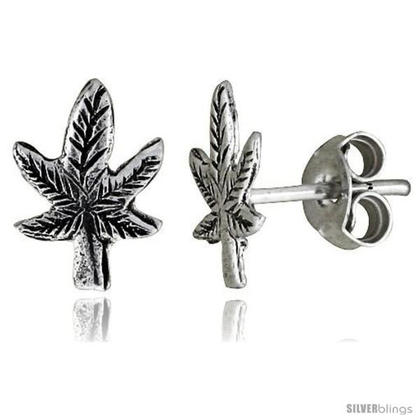 https://www.silverblings.com/14696-thickbox_default/tiny-sterling-silver-leaf-stud-earrings-5-16-in-style-es62.jpg