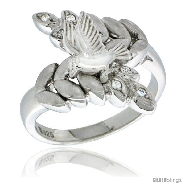 https://www.silverblings.com/14886-thickbox_default/sterling-silver-dove-on-olive-branch-ring-cz-stones-rhodium-finished-13-16-in-wide.jpg