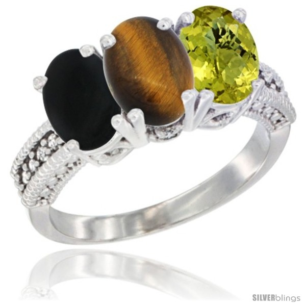 https://www.silverblings.com/15001-thickbox_default/10k-white-gold-natural-black-onyx-tiger-eye-lemon-quartz-ring-3-stone-oval-7x5-mm-diamond-accent.jpg