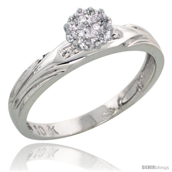 https://www.silverblings.com/15045-thickbox_default/10k-white-gold-diamond-engagement-ring-0-06-cttw-brilliant-cut-1-8in-3-5mm-wide.jpg