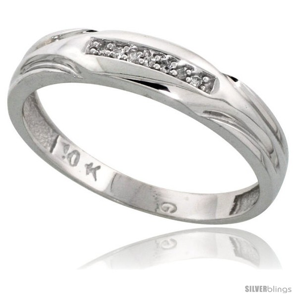 https://www.silverblings.com/15055-thickbox_default/10k-white-gold-mens-diamond-wedding-band-ring-0-04-cttw-brilliant-cut-3-16-in-wide-style-10w014mb.jpg