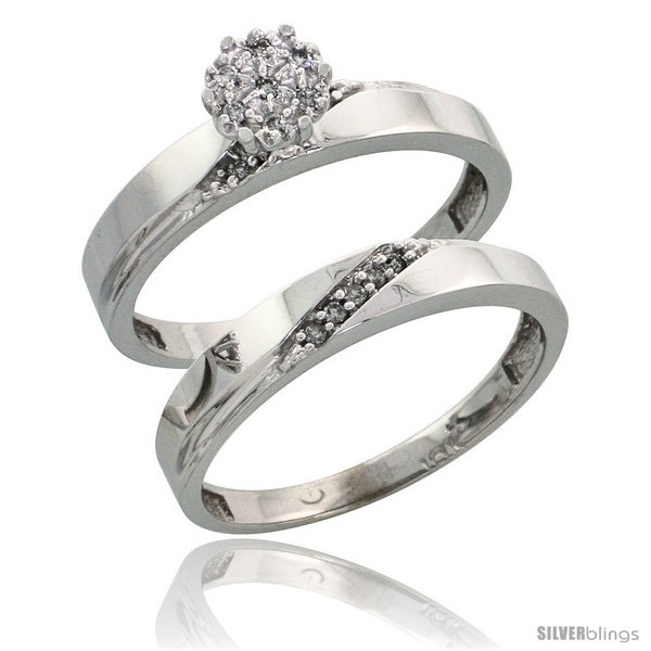 https://www.silverblings.com/15069-thickbox_default/10k-white-gold-diamond-engagement-rings-set-2-piece-0-09-cttw-brilliant-cut-1-8-in-wide-style-10w015e2.jpg