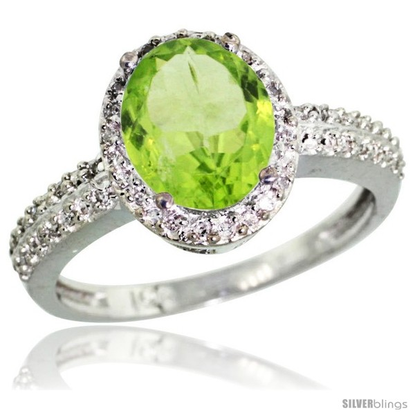 https://www.silverblings.com/15153-thickbox_default/14k-white-gold-diamond-peridot-ring-oval-stone-9x7-mm-1-76-ct-1-2-in-wide.jpg