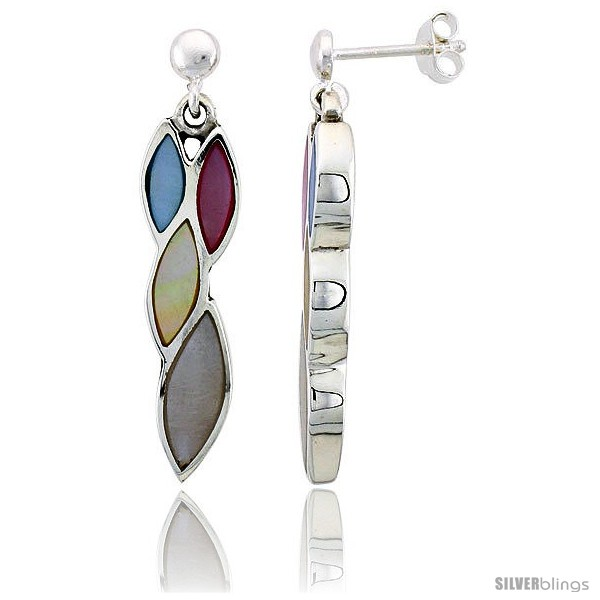 https://www.silverblings.com/15193-thickbox_default/sterling-silver-marquise-shaped-pink-blue-light-yellow-white-mother-of-pearl-inlay-earrings-1-3-16-30-mm-tall.jpg