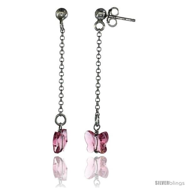 https://www.silverblings.com/15233-thickbox_default/sterling-silver-butterfly-pink-sapphire-swarovski-crystal-drop-earrings-1-13-16-in-46-mm-tall.jpg