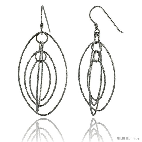 https://www.silverblings.com/15327-thickbox_default/sterling-silver-graduated-wire-dangling-ovals-hanging-hoop-diamond-cut-earrings-w-rhodium-finish-2-1-2-in-63-mm-tall.jpg
