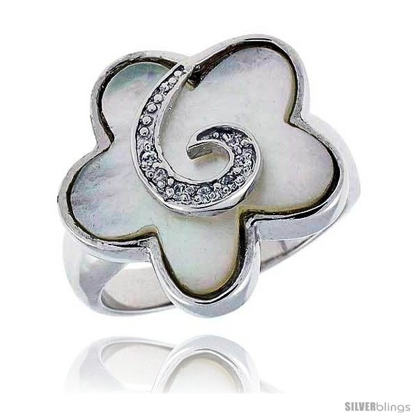 https://www.silverblings.com/15439-thickbox_default/mother-of-pearl-clover-ring-in-solid-sterling-silver-accented-tiny-high-quality-czs-13-16-20-mm-wide.jpg